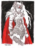She Ra, Princess Of Power by TessFowler