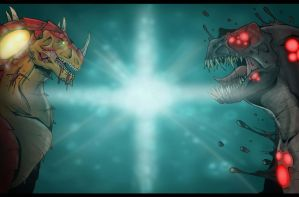 Kaiju Wars: Finale by Blabyloo229