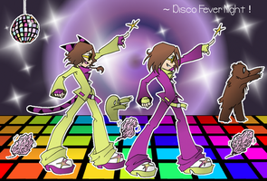 DISCOW ON YOU II by Mistexpi
