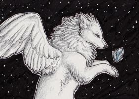 Healing - ACEO by Kium