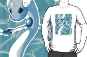 Dragonair by NomiShirts