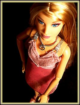 Nina Barbie Soy by Dollart