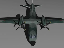 AN-32 rotation by senor-freebie