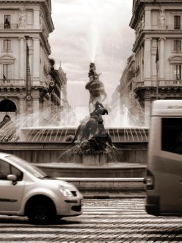 Rome, Italy 49 by Lisappe