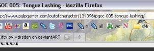 convenient Firefox bookmarks by tirsden