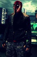 Red Hood Movie Concept by Melciah1791
