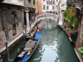 Venetian Waters by angelwingkitty