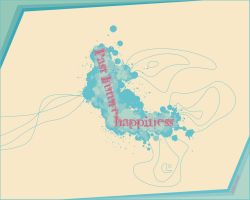 Past Future Happiness by infazz