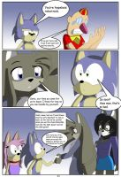 kyo VS sonic exe page 63 by DiscoSaeba