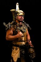 steampunk gold test shot 2 by overlord-costume-art