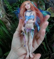 dolls by nadiia evans by polymer-people