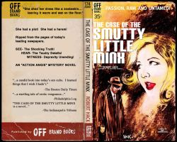 The Smutty Little Minx full cover by RobertHack