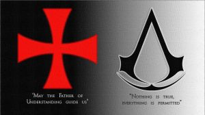 The Templar Blessing and The Assassin's Creed by TheBruceZero