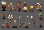 Tal-Oras Flora Concepts by The-Hare