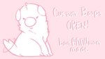 [CS Stuff] Custom Boops - CLOSED by banANNUmon