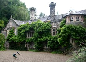 Stock - Gwydir Castle 15 by OghamMoon