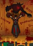 20141006 - Damian - Me and my Shadow by Dustin-The-Grimm