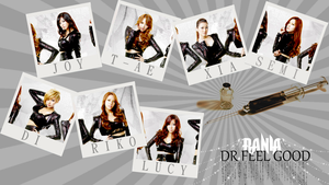 RANIA DR FEEL GOOD WALLPAPER by CMBSG