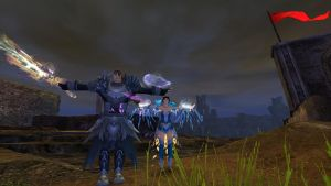 GW2 airplane mode :D by cynderplayer