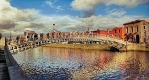 Ha'penny Bridge by Pajunen