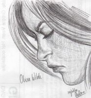Quick sketch Olivia Wilde by StandsWithAPencil