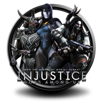 injustice gods among us icon 2 by s7 by SidySeven