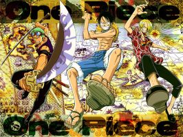 One Piece: My Boys by Sublime-Innocence