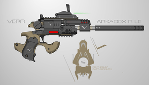 Vepr Relics // Arkadex R LE by prokhorvlg