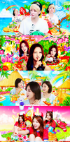 [Pack Sign] My Biases from Girl Groups by HoshimiMidori