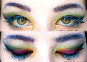 May makeup 2014 by Apeanutbutterfiend