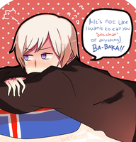 Tsundere iceland Is TSUNDERE by noeru-sama