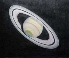 Saturn by r0ketman