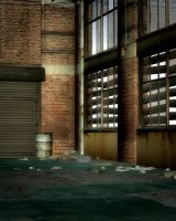 The warehouse 01 by Ecathe