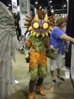 Chicago ComicCon 2014 - Skull Kid by InsaneSpyro