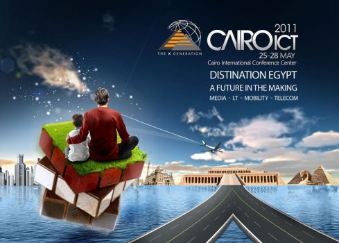 Cairo ICT May 2011 Option 01 by Foddos22