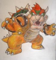 Bowser by andyart01