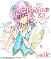 shugo chara amu angel by mikichanXD