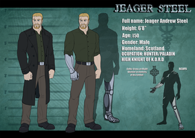 (new MRC) Jeager Steel Reff by RecklessJack