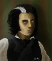 Sweeney Todd by Yetska