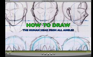 how to draw heads_ video link by westwolf270