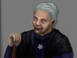 Madam Frost by ToAtoneArt