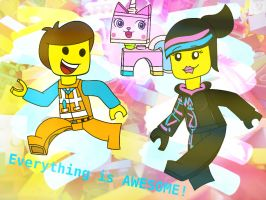 Everything is Lego's by samart0098