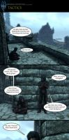 Skyrim Oddities: Tactics by Janus3003