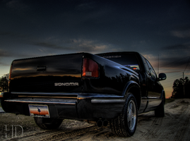 My Truck by DaytonaBlue64Impala