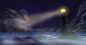 Lighthouse by AngeloCarvalho