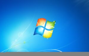 Windows 7 build 7273 Wallpaper by pri2sh