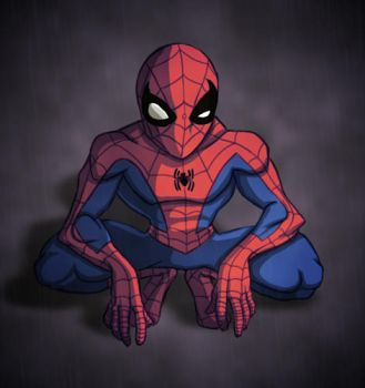 The Spectacular Spider-Man by Genchis