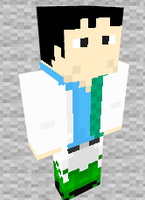 Nick Minecraft Skin Preview by THATANIMATEDGUY
