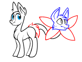 Cat tail ponies (revamping old info) by N0RWHY
