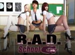 B.A.D. SchoolGirls by Alex-GTS-Artist